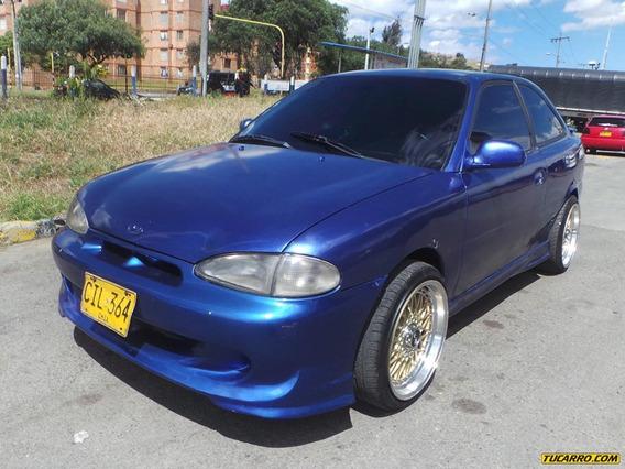 Hyundai Accent Mt 1300 Cc Sa