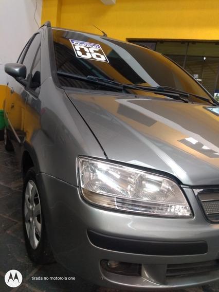 Fiat Idea 2006 1.4 Elx