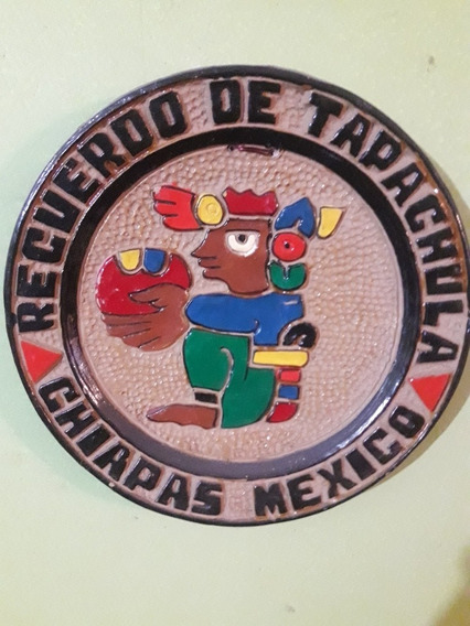 Mascara Recuerdo Chiapas