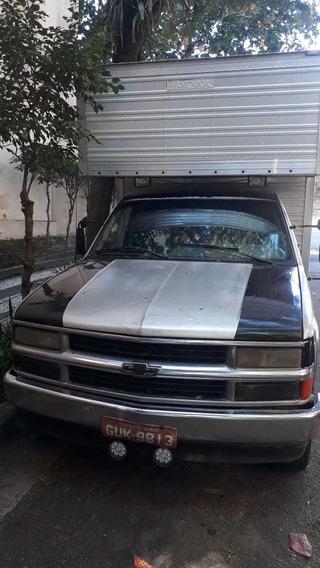 Chevrolet Silverado Chevrolet Camionete Com Baú