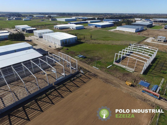 Polo Industrial Ezeiza - 4.000 M2 Mejor Precio