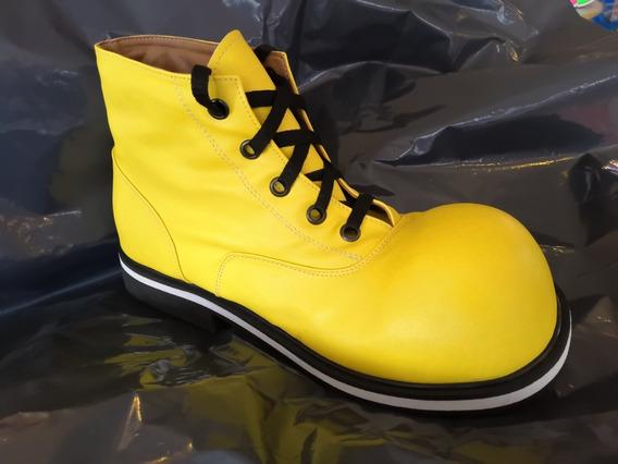 Zapato Para Payaso Maraca Carlitos