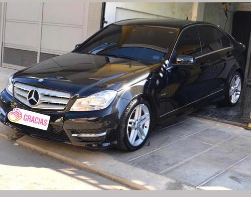 Imagen 1 de 9 de Mercedes-benz Clase C 1.8 C250 Avantgardesport B.eff At 2012