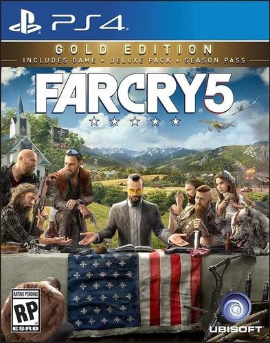 Far Cry 5 Ps4 Código 12 Dígitos