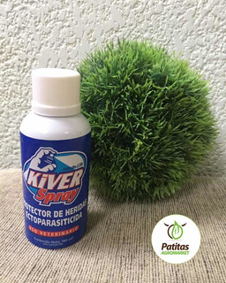 Kiver Spray Matagusanos.