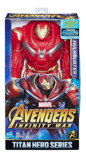Muñeco Hulkbuster Ironman Avengers Hasbro