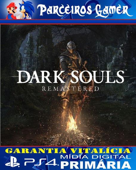 Dark Souls Remastered - Ps4 1 - Almas Negras - Rpg