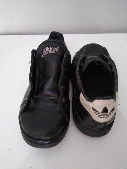 Zapatillas adidas Cuero Negro