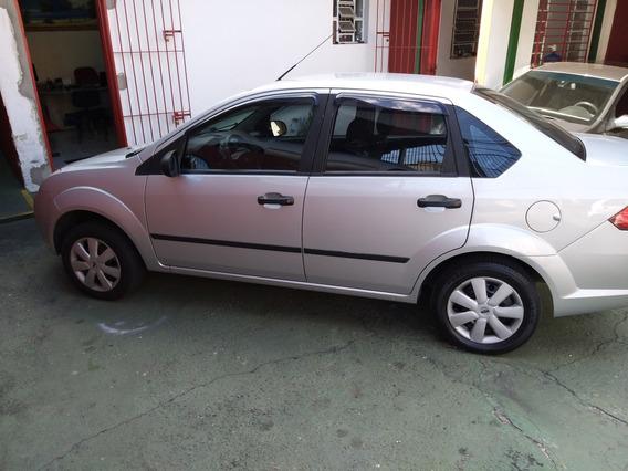 Fiesta Sedan 2008 Prata 1.0 /completo/super Conservado