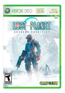 Juego Lost Planet Extreme Condition Xbox 360 Ibushak Gaming