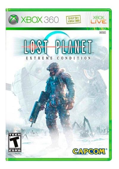 Juego Lost Planet Extreme Condition Xbox 360 Ibushak Gaming