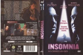 Insomnia Dvd Como Nueva Original! Al Pacino