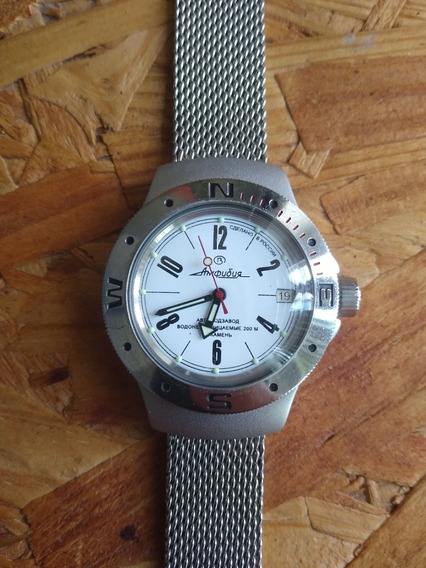 Reloj Ruso Vostok Anphibia