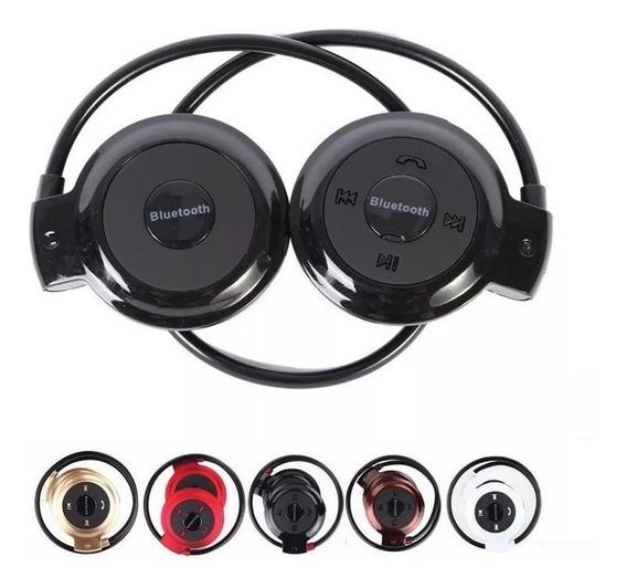Fone De Ouvido Mini 503 Headset Stereo Wireless