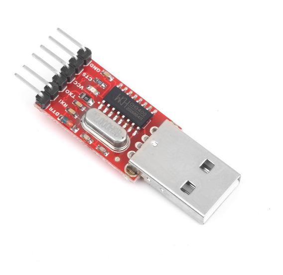Usb Para Ttl Pl2303 Ch340g Adaptador Serial Uart Módulo Plac