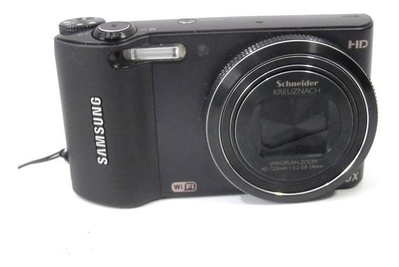 Camera Digital Samsung Wb150f 14mp Barata Promoção + Brindes