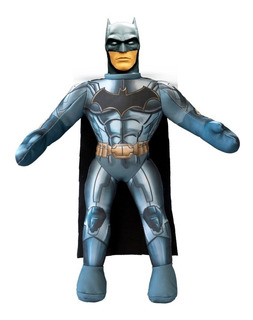Batman Muñeco Soft Liga De La Justicia Con Sonido New Toys