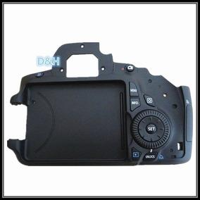 Canon 60d Placa Traseira Dial Completa - Nova