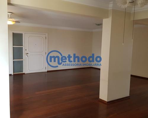 Apartamento - Venda - Campinas - Sp - Cambuí - Ap00221 - 68206484