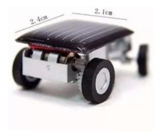 Mini Carrinho Movido A Energia Solar - Educativo E Barato