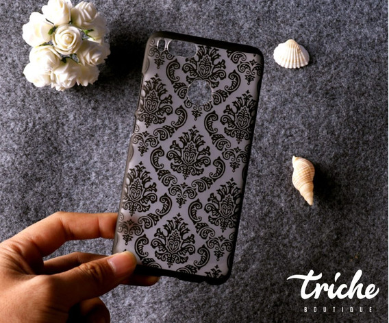 Funda Case Vintage Flores Colores Dama Mandala Xiaomi Mi A1