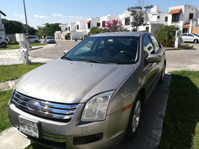 Ford Fusion Se L4 Std Mt 2008