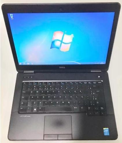 Notebook Dell Latitude E5440 Core I5-4210u 1.70ghz 2.40ghz