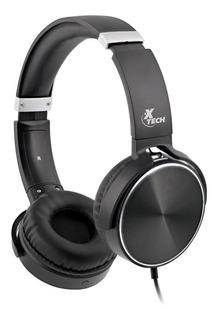 Auriculares Xtech Spiral Estéreo C/cable Y Micrófono Xth-345