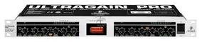 Pré-amplificador Valvulado Behringer Mic2200 Ultragain Pro