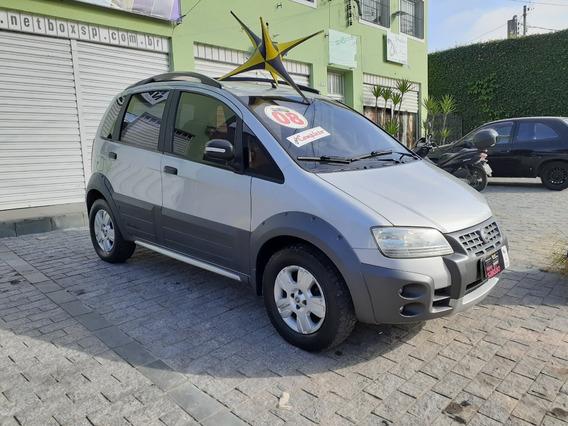 Fiat Idea 1.8 Flex Adventure Completa 2008 $ 22900 Financia