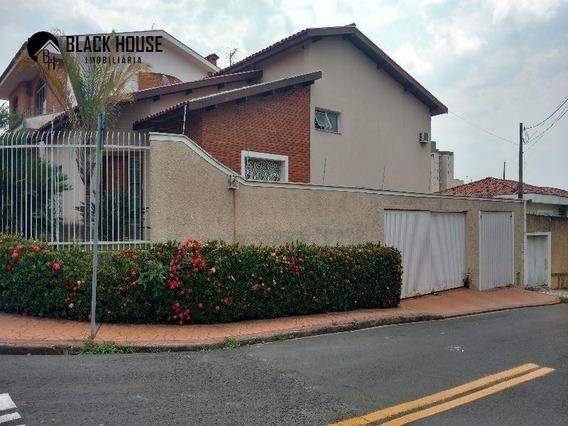 Sobrado Com 3 Dormitórios À Venda, 203 M² Por R$ 700.000,00 - Jardim Santa Rosália - Sorocaba/sp - So0584