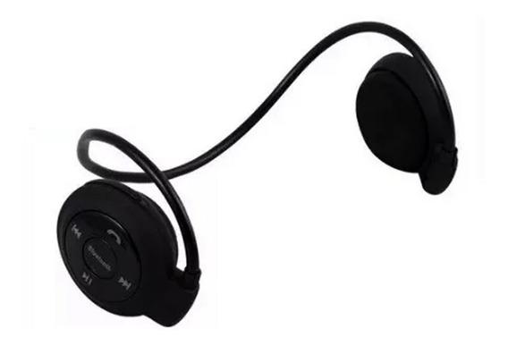 Fone Ouvido Bluetooth - Sem Fio Stereo - Entrada Cartão