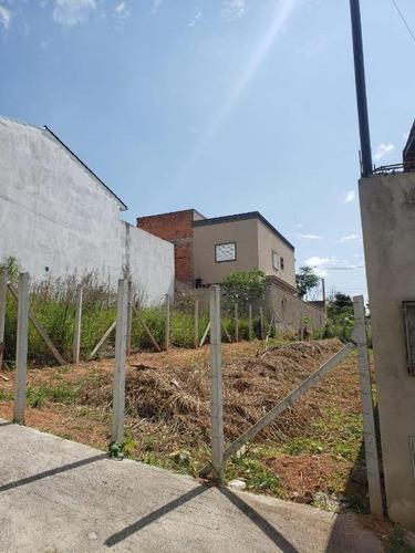 Terreno À Venda, 125 M² Por R$ 240.000 - Vila Do Conde - Barueri/sp - Te0589