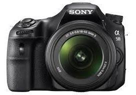 Camera Digital Sony Alpha A58 Novissima