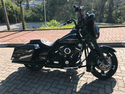 Hd - Harley Davidson - Street Glide - Flhx - Customizada!