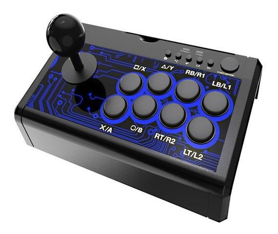 Controle Fliperama Ps4 Xbox 360 One S Arcade Fighting Stick