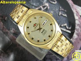 Relógio Orient Automático Clássico Fab00001c9
