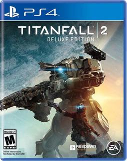 Titanfall 2 De Lujo Edición - Playstation 4