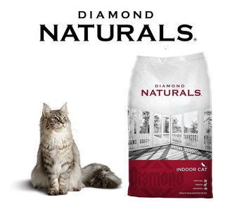 Diamond Naturals Indoorcat Hairball 8.13k Envio Gratis