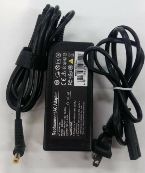 Fonte Carregador Para Acer Zm-65w 65w Nova