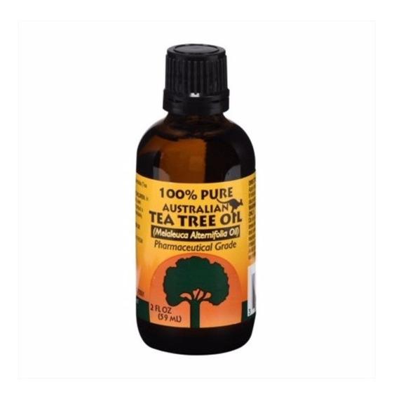 Aceite De Arbol De Te Australiano 100% Puro Tea Tree Oil