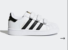 4065eccf8 Vendo Zapatillas Adidas Superstar Para Niños - Zapatillas en Mercado ...