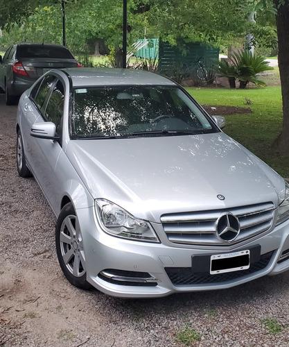 Mercedes-benz C 200  At Blueefficiency