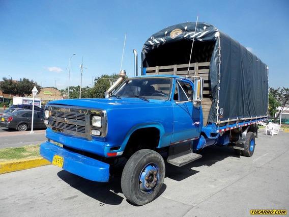 Estacas Dodge D300 T35