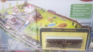 Construye Tu Tren Electrico #1
