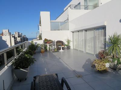 Penthouse De Calidad! Doble Garage, Box. 4 Dorm, 4 Baños.