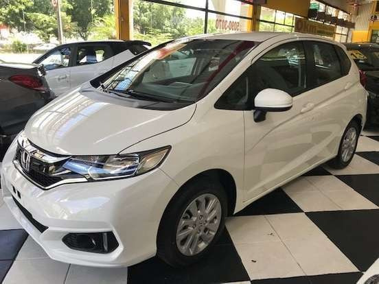 Honda Fit 1.5 Lx 16v Flex 4p Automático 2019