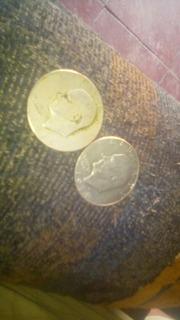 Moneda De Afilar De Colección Del Año 1974 Y 1977