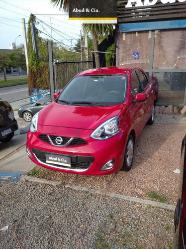 Nissan March Extra Full 1.6 2016 Impecable!