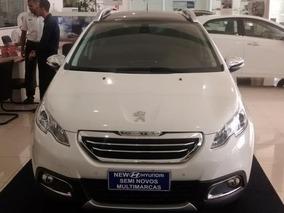Peugeot 2008 1.6 16v Griffe Flex 5p Branco